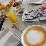 colazione alla Locanda Blum In